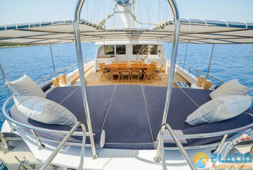 Bella Mare Gulet Yacht Rent Turkey Yacht Charter Platin Yachting 15