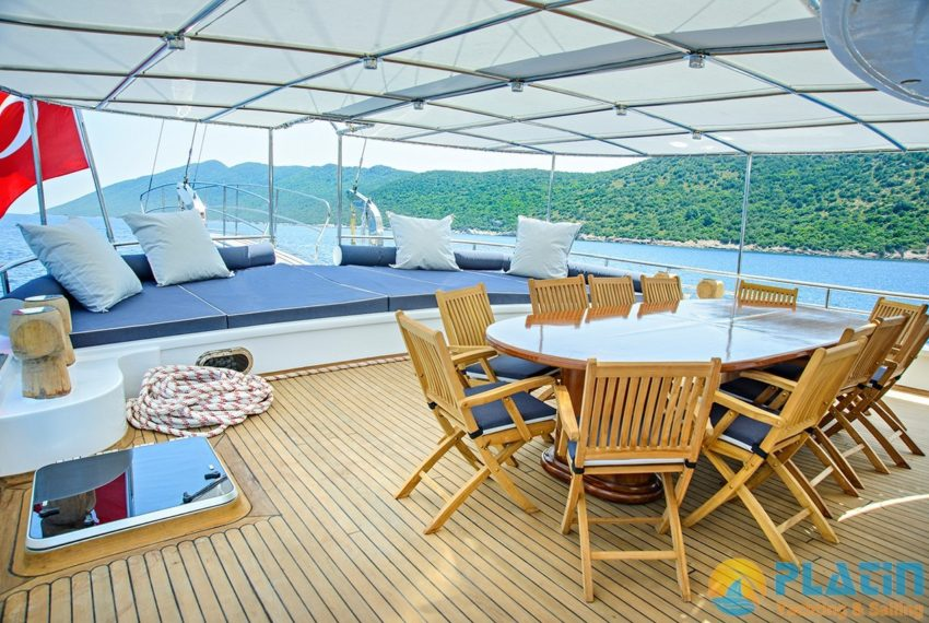 Bella Mare Gulet Yacht Rent Turkey Yacht Charter Platin Yachting 16