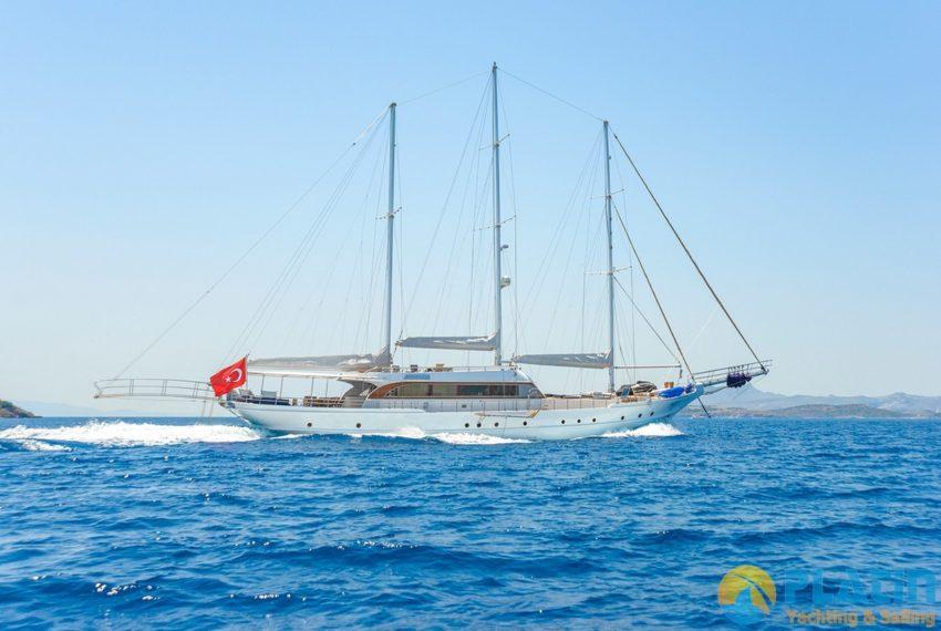 Bella Mare Gulet Yacht Rent Turkey Yacht Charter Platin Yachting 17
