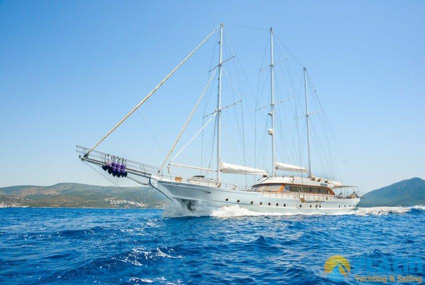 Bella Mare Gulet Yacht Rent Turkey Yacht Charter Platin Yachting 19