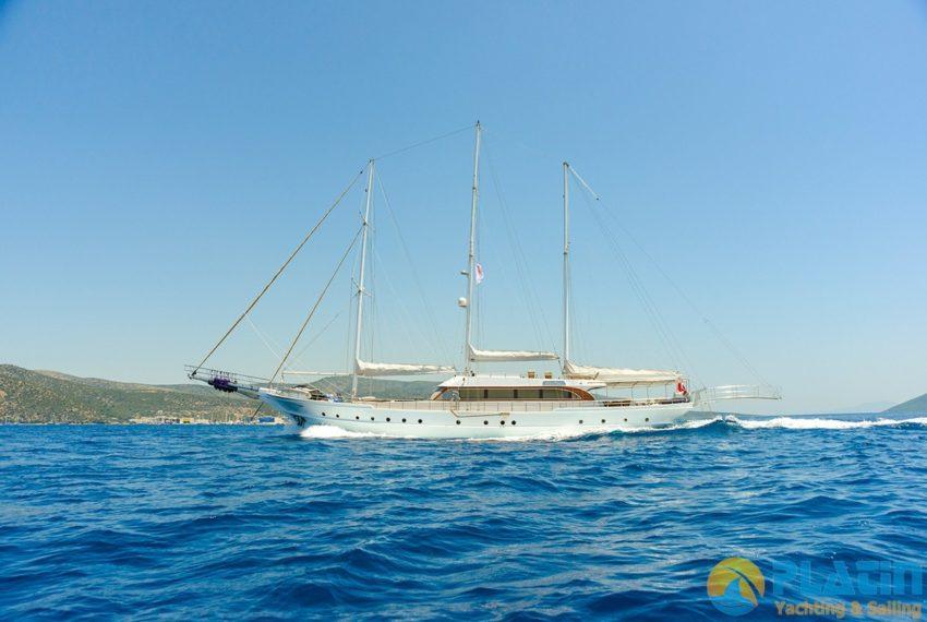 Bella Mare Gulet Yacht Rent Turkey Yacht Charter Platin Yachting 20