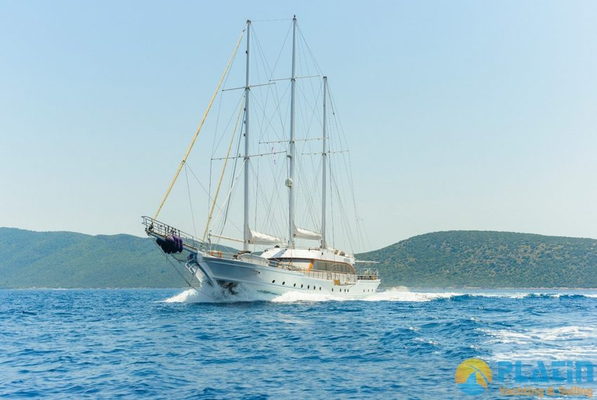 Bella Mare Gulet Yacht Rent Turkey Yacht Charter Platin Yachting 21
