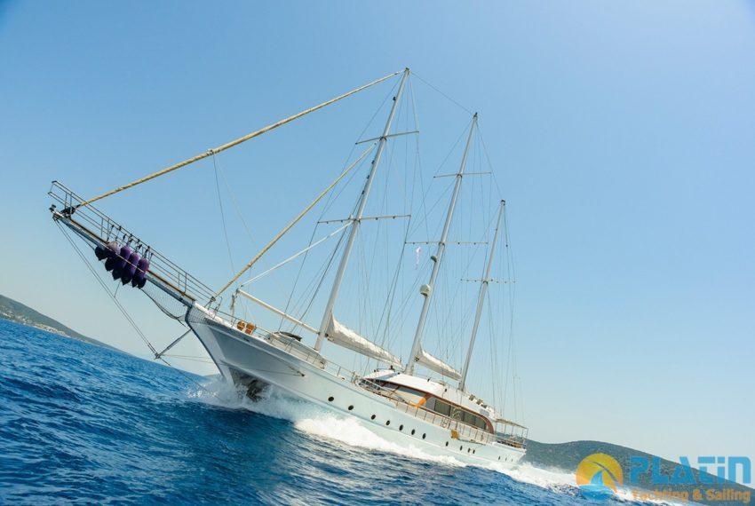 Bella Mare Gulet Yacht Rent Turkey Yacht Charter Platin Yachting 22