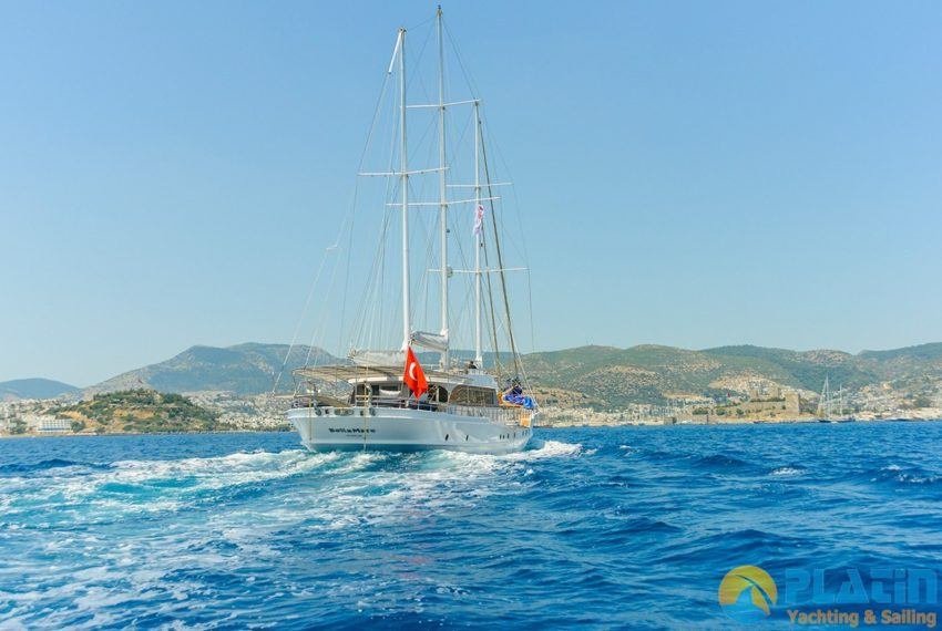 Bella Mare Gulet Yacht Rent Turkey Yacht Charter Platin Yachting 25