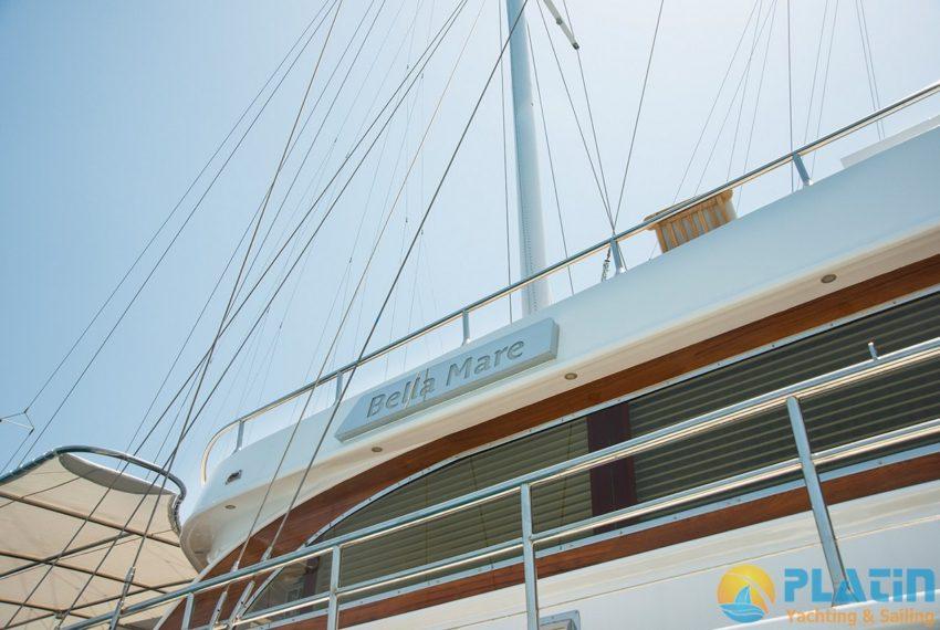 Bella Mare Gulet Yacht Rent Turkey Yacht Charter Platin Yachting 28