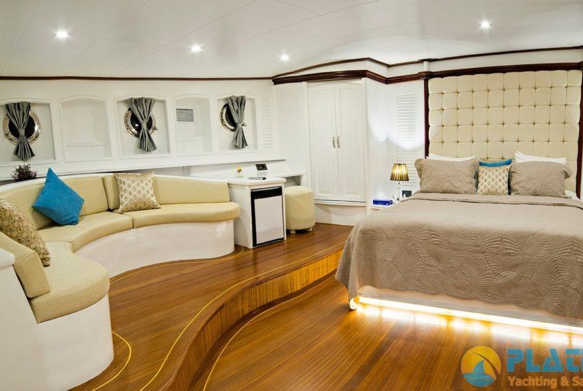 Bella Mare Gulet Yacht Rent Turkey Yacht Charter Platin Yachting 30