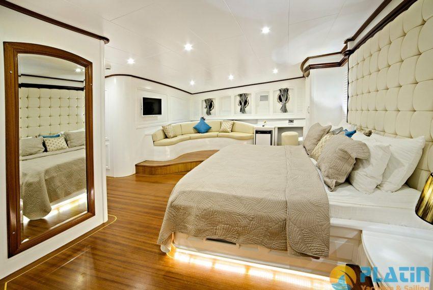 Bella Mare Gulet Yacht Rent Turkey Yacht Charter Platin Yachting 31