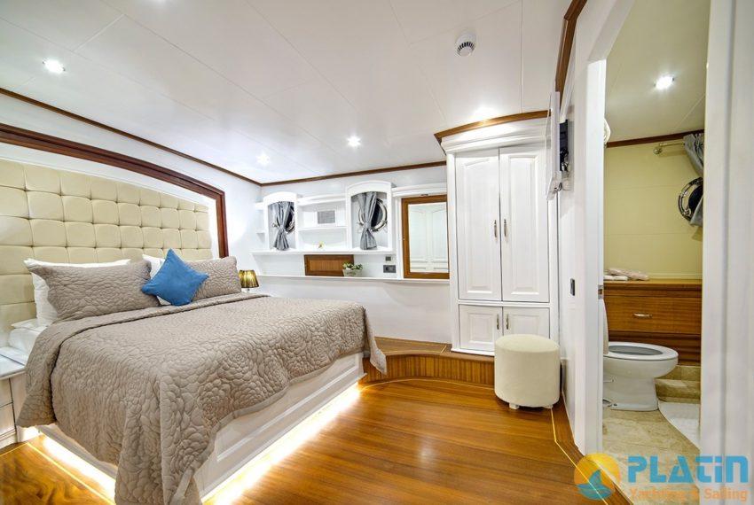 Bella Mare Gulet Yacht Rent Turkey Yacht Charter Platin Yachting 33