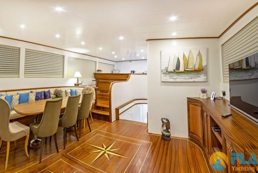 Bella Mare Gulet Yacht Rent Turkey Yacht Charter Platin Yachting 39