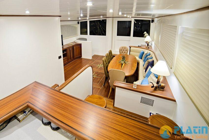 Bella Mare Gulet Yacht Rent Turkey Yacht Charter Platin Yachting 40