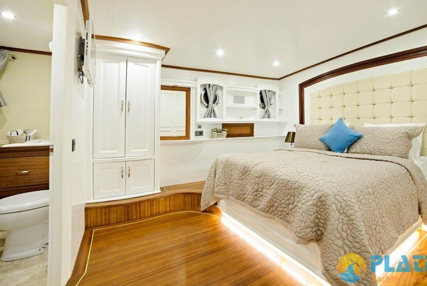 Bella Mare Gulet Yacht Rent Turkey Yacht Charter Platin Yachting 44