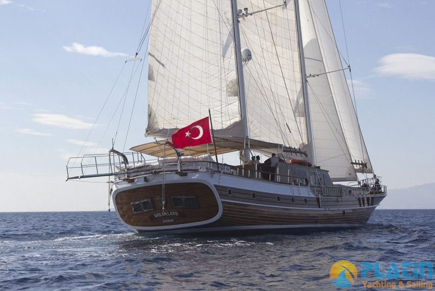 Dreamland Yacht Gulet Rent Turkey Yacht Charter Platin Yachting 04