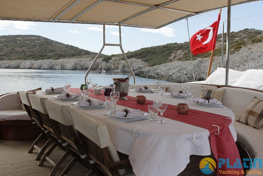Dreamland Yacht Gulet Rent Turkey Yacht Charter Platin Yachting 05