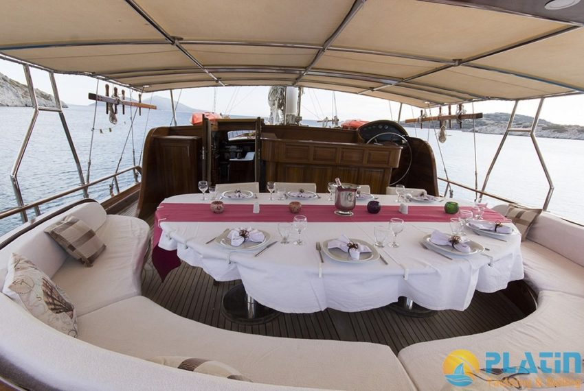 Dreamland Yacht Gulet Rent Turkey Yacht Charter Platin Yachting 06
