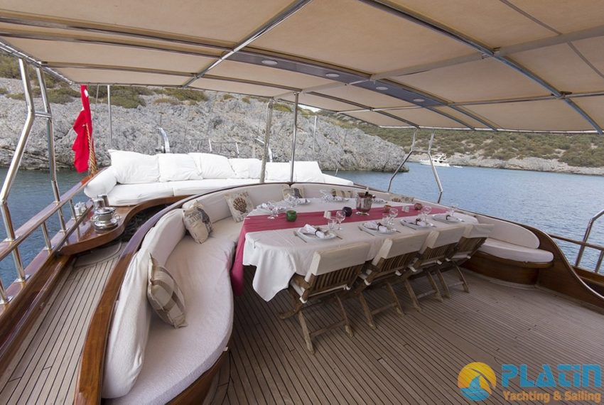 Dreamland Yacht Gulet Rent Turkey Yacht Charter Platin Yachting 07