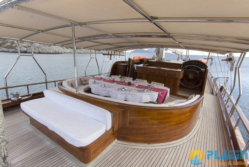 Dreamland Yacht Gulet Rent Turkey Yacht Charter Platin Yachting 08