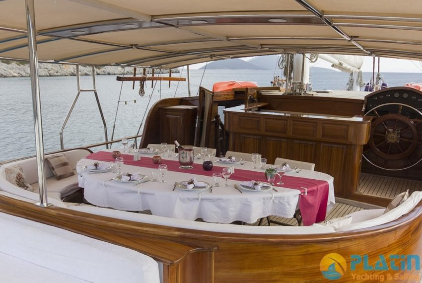 Dreamland Yacht Gulet Rent Turkey Yacht Charter Platin Yachting 09