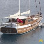 Dreamland Yacht Gulet Rent Turkey Yacht Charter Platin Yachting
