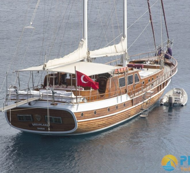 Dreamland Yacht Gulet Rent Turkey Yacht Charter Platin Yachting