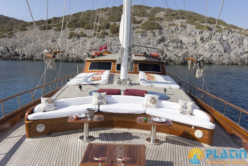 Dreamland Yacht Gulet Rent Turkey Yacht Charter Platin Yachting 12