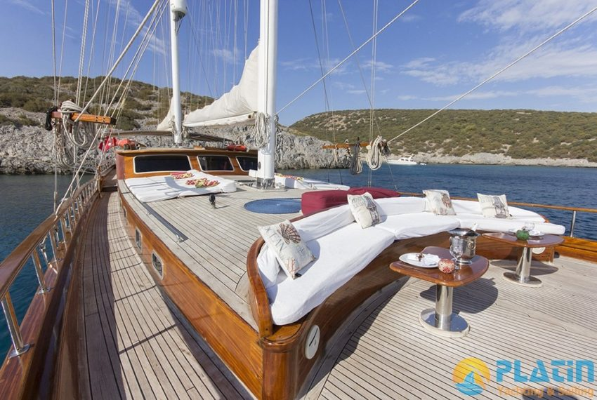 Dreamland Yacht Gulet Rent Turkey Yacht Charter Platin Yachting 14