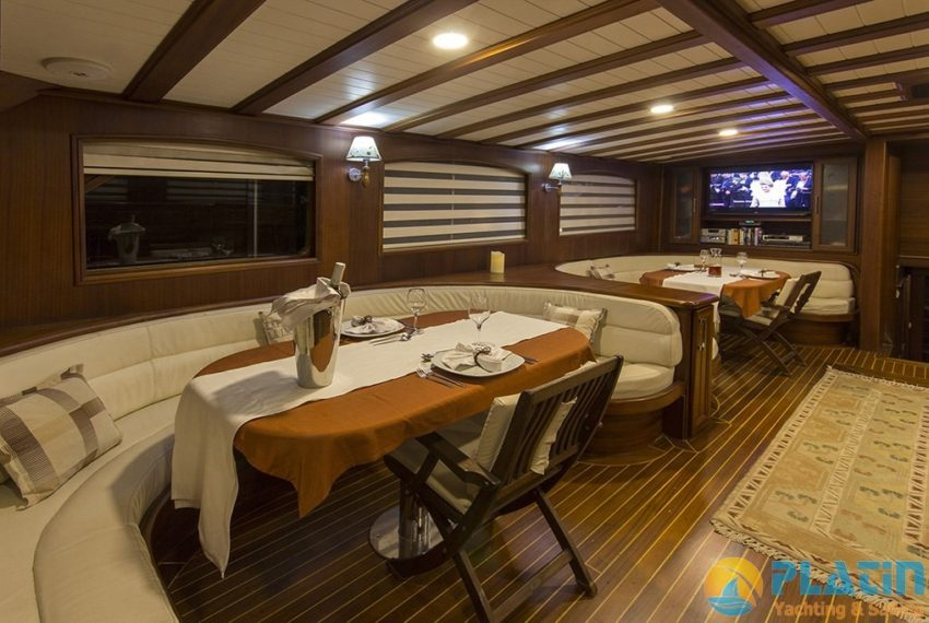 Dreamland Yacht Gulet Rent Turkey Yacht Charter Platin Yachting 22