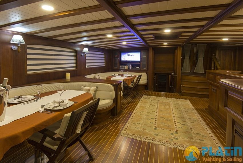 Dreamland Yacht Gulet Rent Turkey Yacht Charter Platin Yachting 23