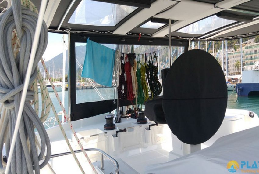 Lagoon 52 F Catamaran rental Turkey Yacht Charter Platin Yachting 10