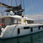 Lagoon 52 F Catamaran rental Turkey Yacht Charter Platin Yachting