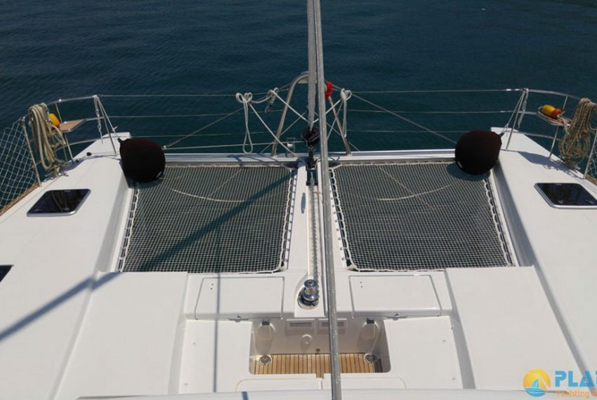 Lagoon 52 F Catamaran rental Turkey Yacht Charter Platin Yachting 12