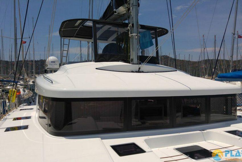 Lagoon 52 F Catamaran rental Turkey Yacht Charter Platin Yachting 13