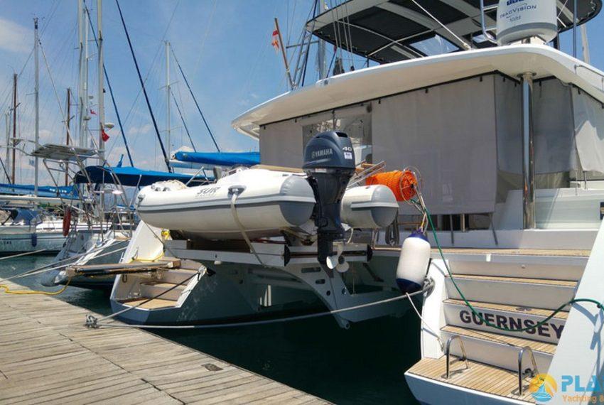 Lagoon 52 F Catamaran rental Turkey Yacht Charter Platin Yachting 15
