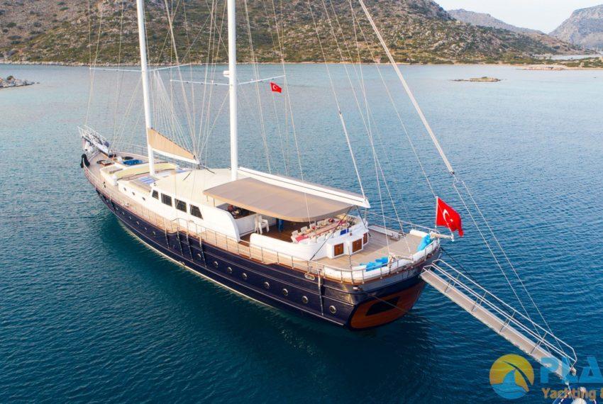 Nevra Queen Gulet Tekne Yat 04