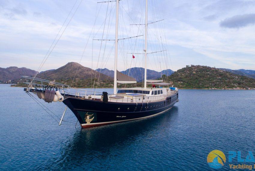 Nevra Queen Gulet Tekne Yat 06
