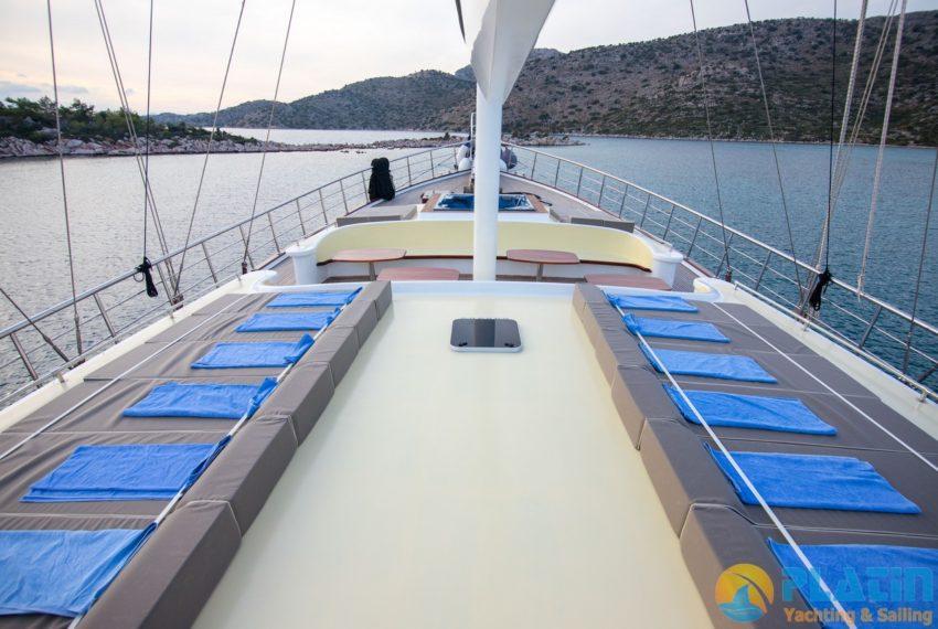 Nevra Queen Gulet Tekne Yat 25