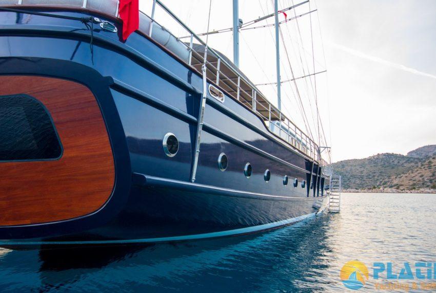 Nevra Queen Gulet Tekne Yat 33