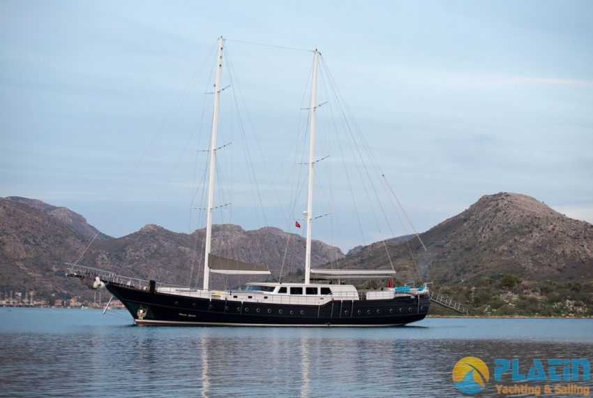 Nevra Queen Gulet Tekne Yat 36
