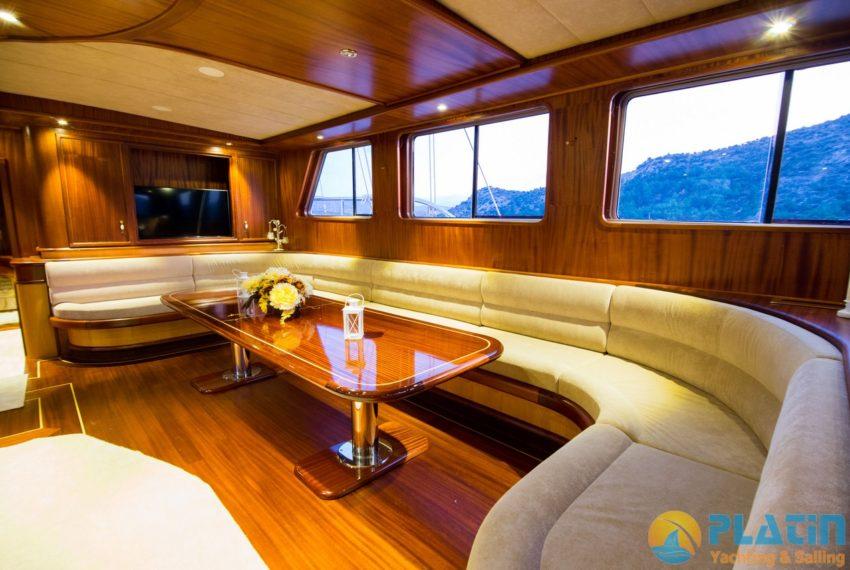 Nevra Queen Gulet Tekne Yat 37
