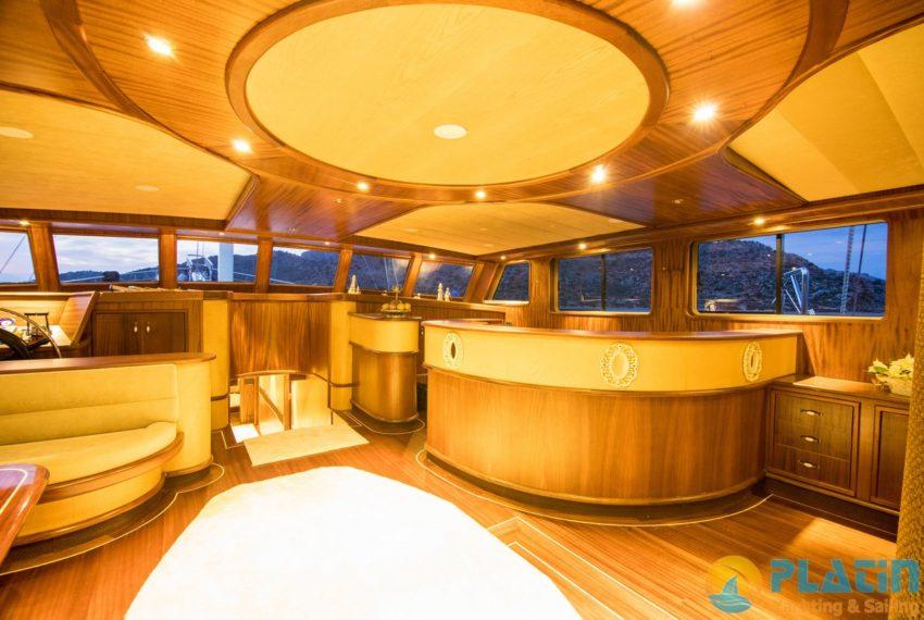 Nevra Queen Gulet Tekne Yat 40