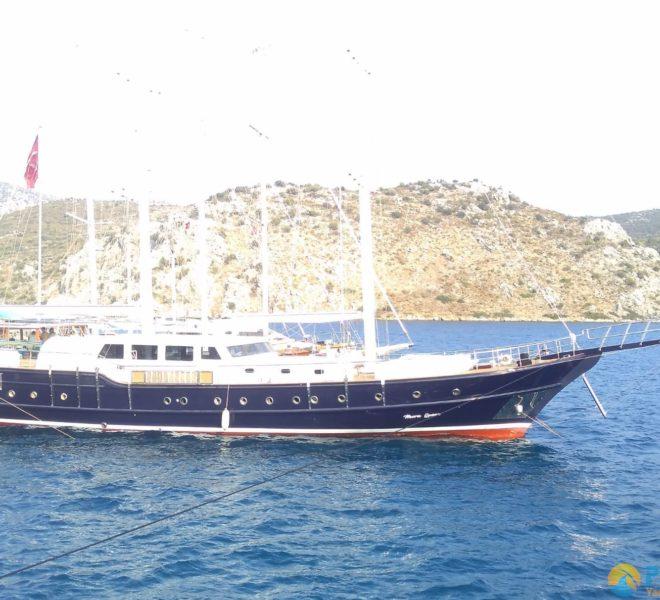 Nevra Queen Gulet Yacht