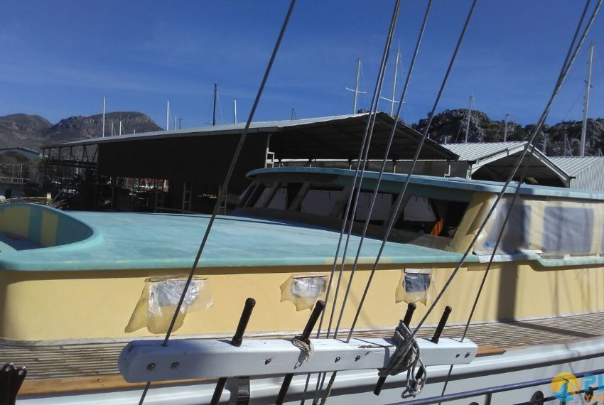 Nevra Queen Gulet Yacht Rent Turkey Yacht Charter Platin Yachting 06