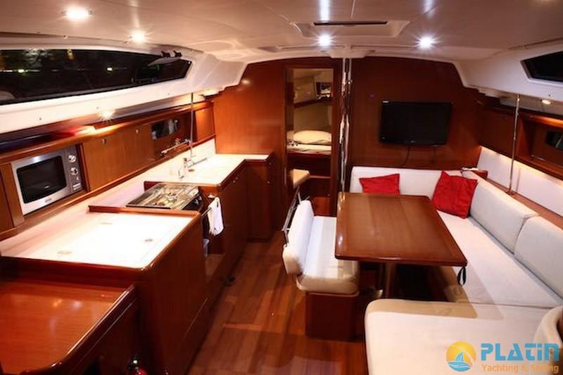 Bavaria 42 Bareboat Rental Turkey 04