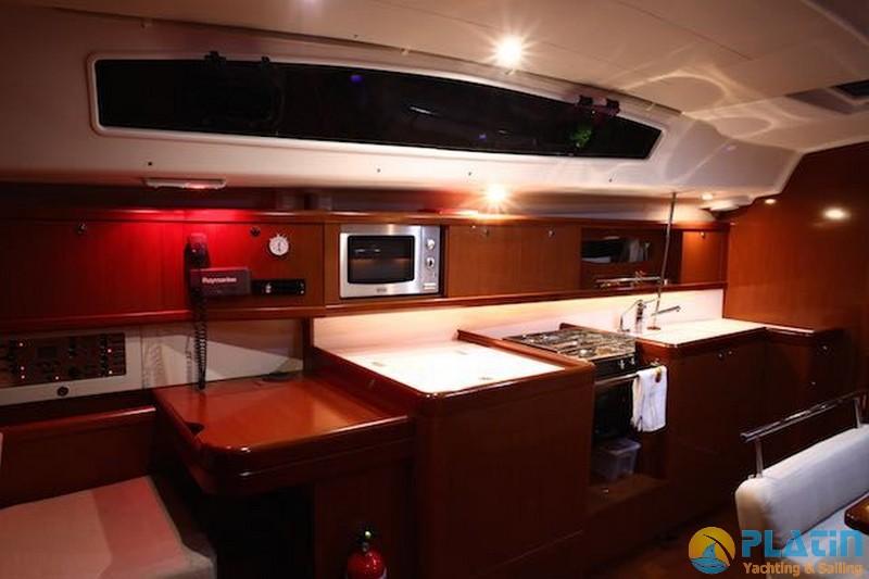 Bavaria 42 Bareboat Rental Turkey 07