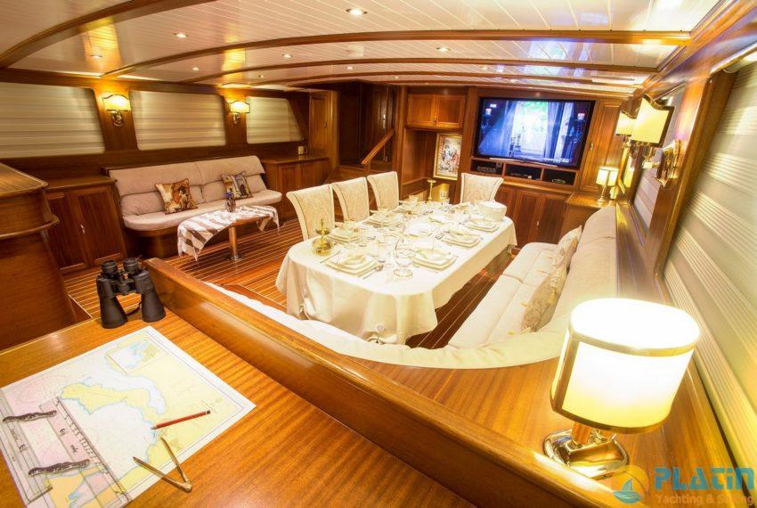 Ece Berrak Gulet Yacht 05