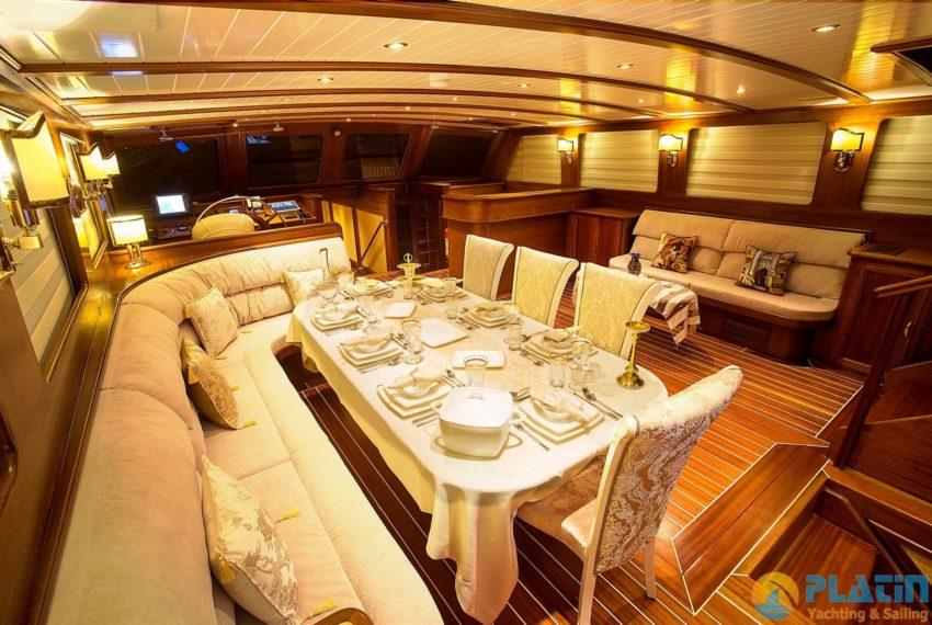 Ece Berrak Gulet Yacht 08