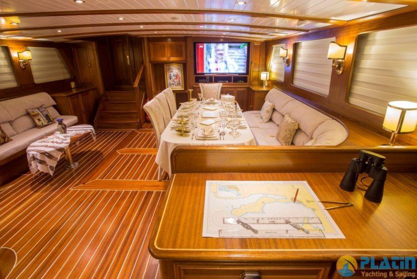 Ece Berrak Gulet Yacht 16