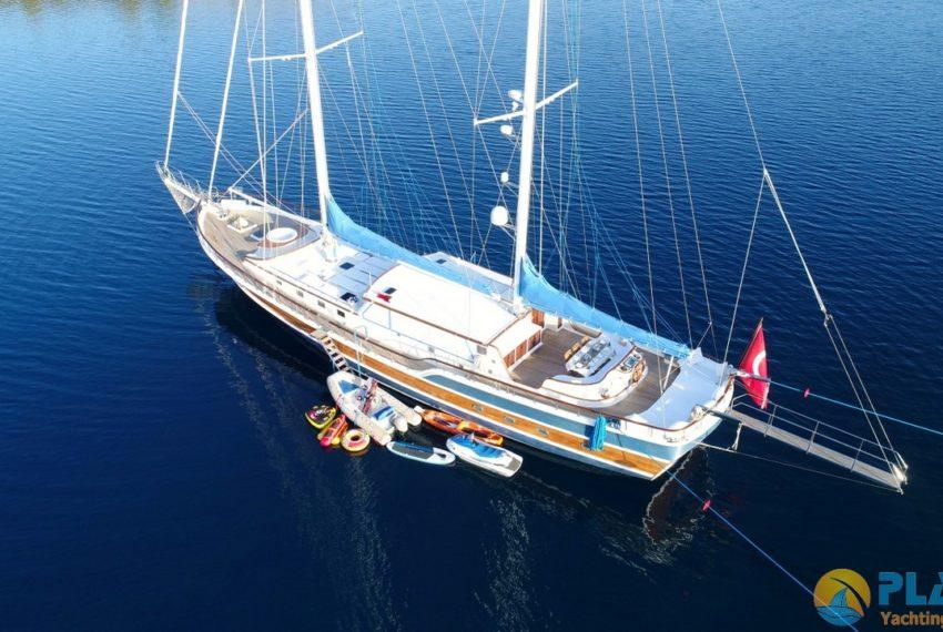 Ece Berrak Gulet Yacht