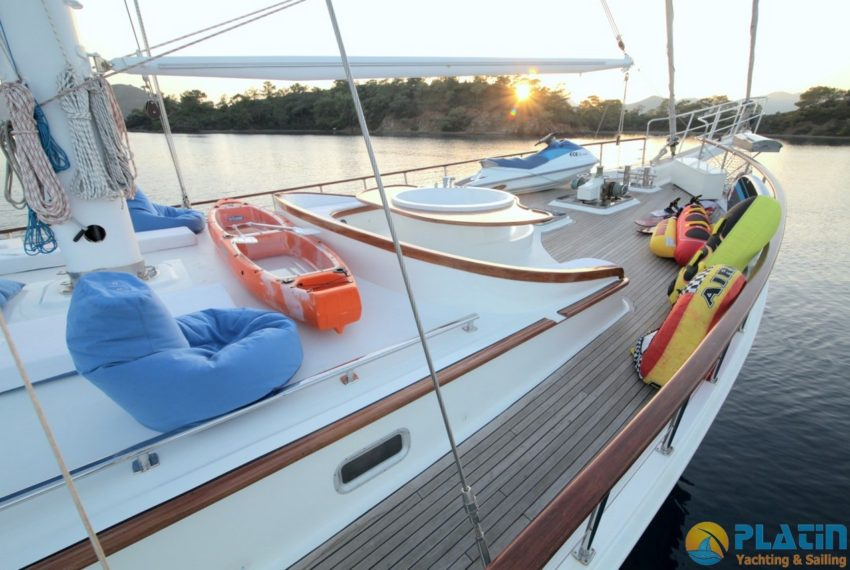 Ece Berrak Gulet Yacht 36