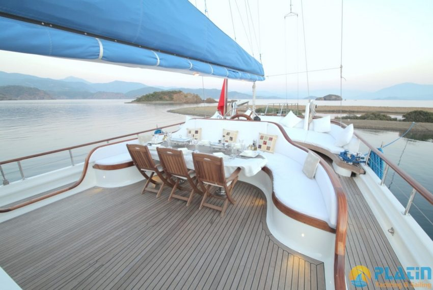 Ece Berrak Gulet Yacht 39