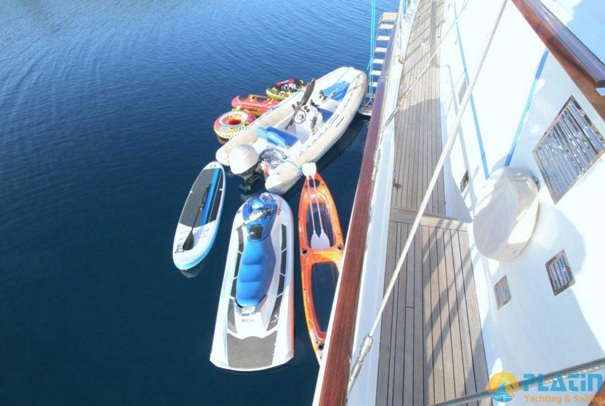 Ece Berrak Gulet Yacht 40